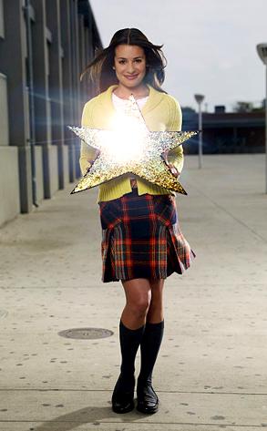 Glee, Lea Michele