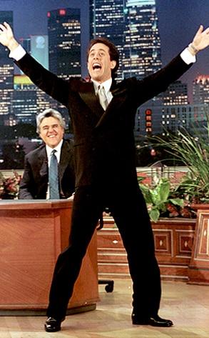 Jay Leno, Jerry Seinfeld, The Tonight Show