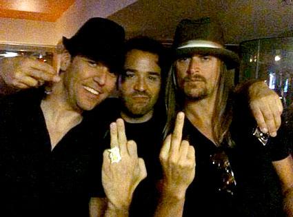 Dane Cook, Jeremy Piven, Kid Rock