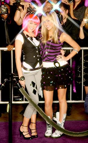 Hannah Montana, Miley Cyrus, Emily Osment