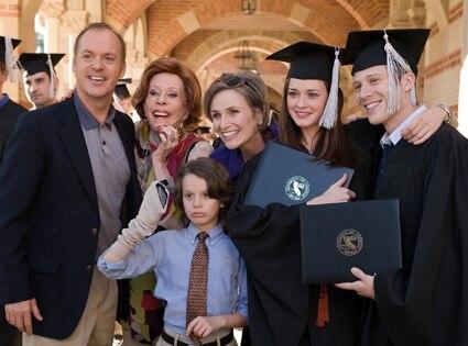 Michael Keaton, Carol Burnett, Bobby Coleman, Jane Lynch, Alexis Bledel, Zach Gilford, Post-Grad