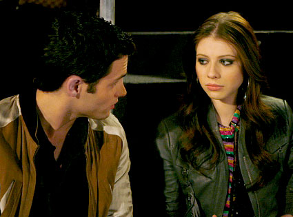 Gossip Girl, Michelle Trachtenberg, Penn Badgley
