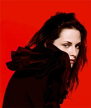 Kristen Stewart, Dazed and Confused Magazine, Inside