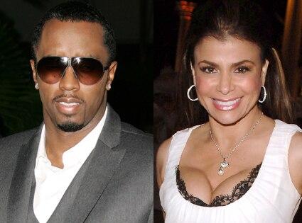 Sean Diddy Comb, Paula Abdul