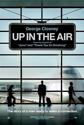 Up in the Air, Promo Poster