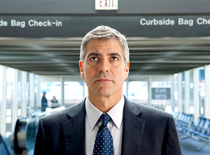 Up in the Air, George Clooney