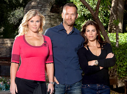 Alison Sweeney, Bob Harper, Jillian Michaels, The Biggest Loser