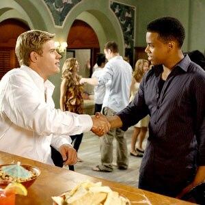 Trevor Donovan, Tristan Wiids, 90210