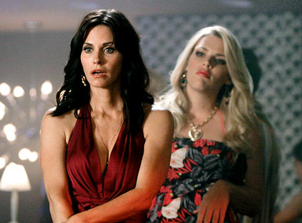 Cougar Town, Courteney Cox, Busy Philipps