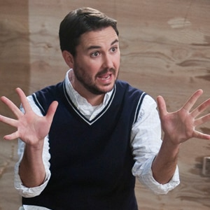 Will Wheaton, Leverage