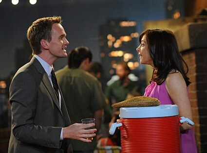Neal Patrick Harris, Alyson Hannigan, How I Met Your Mother