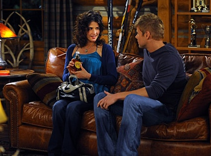 Cobie Smulders, Aaron Hill, How I Met Your Mother