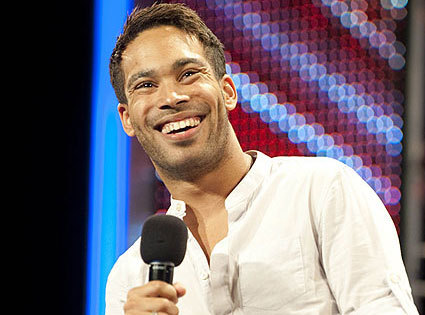 Danyl Johnson, X Factor