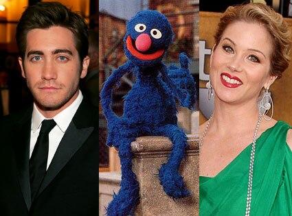 Jake Gyllenhaal, Grover, Christina Applegate