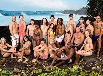 Survivor: Samoa, Cast