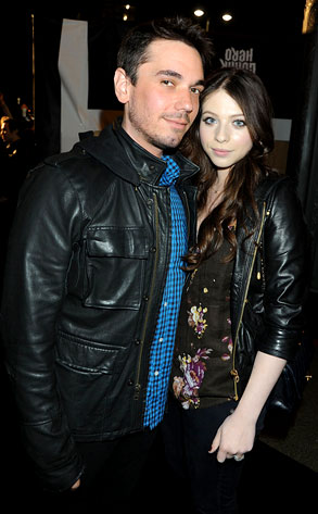 DJ AM (Adam Goldstein), Michelle Trachtenberg