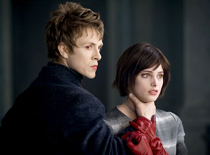 New Moon, Charlie Bewley, Ashley Greene