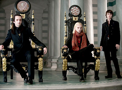 New Moon, Michael Sheen, Jamie Campbell Bower, Cameron Bright