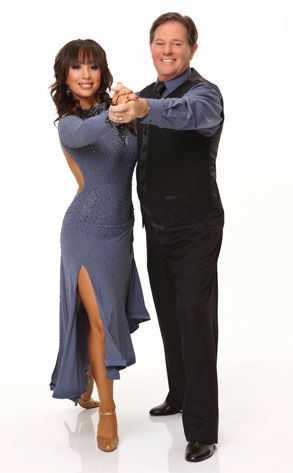 Dancing with the Stars, Cheryl Burke, Tom DeLay