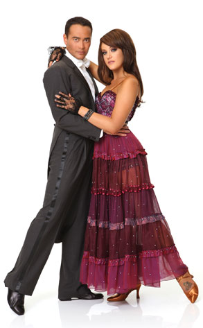 Dancing with the Stars, Mark Dacascos , Lacey Schwimmer