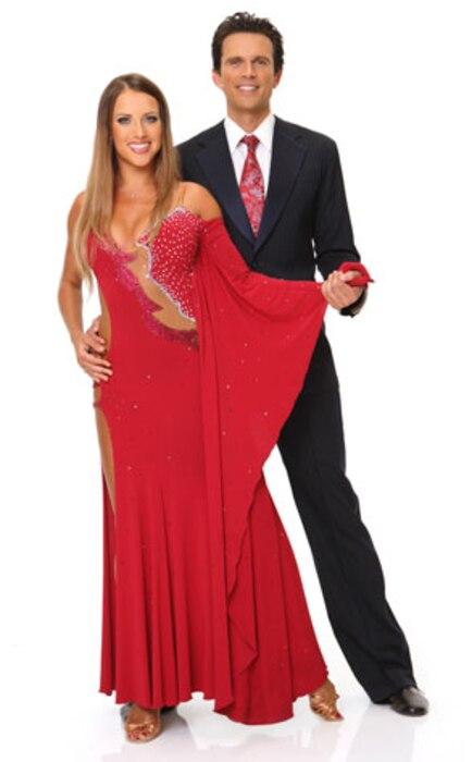 Dancing with the Stars, Ashley Hamilton, Edyta Sliwinska