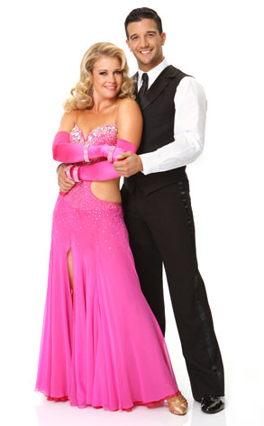 Dancing with the Stars, Melissa Joan Hart, Mark Ballas