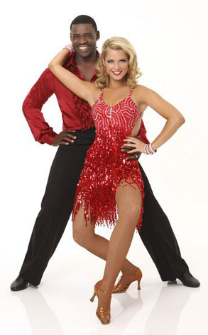 Dancing with the Stars, Michael Irvin, Anna Demidova