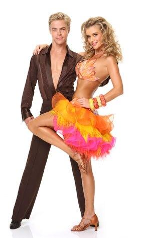 Dancing with the Stars, Joanna Krupa, Derek Hough