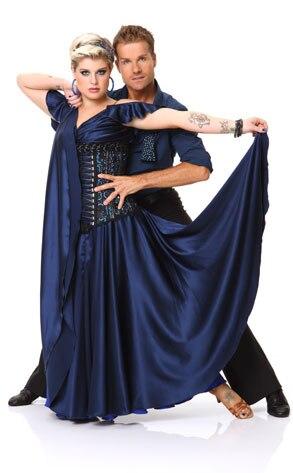 Dancing with the Stars, Kelly Osbourne, Louis van Amstel