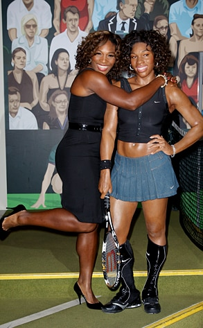 Serena Williams, Wax Figure