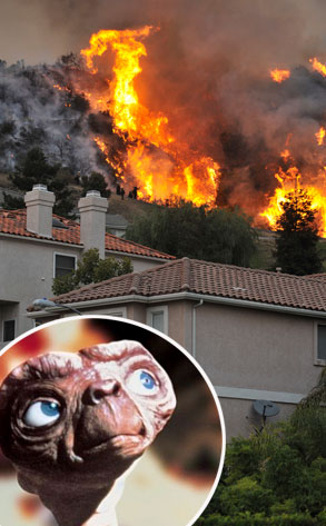 Wildfires, E.T.