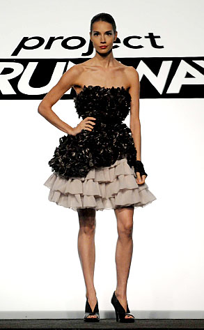 Project Runway, Katie Sticksel, Christopher Straub Collection