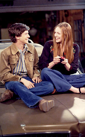 That '70s Show, Topher Grace, Laura Prepon