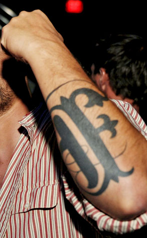 Kevin Federline, Tattoo