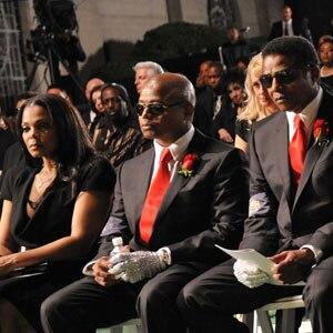 Janet Jackson, Randy Jackson, Jackie Jackson
