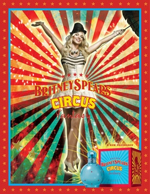 Britney Spears, Circus Fantasy