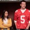 Cory Monteith, Lea Michele, Glee