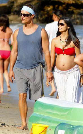 Matthew McConaughey, Camila Alves