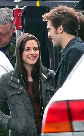 Robert Pattinson, Kristen Stewart, Eclipse