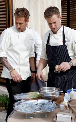 Michael Voltaggio, Bryan Voltaggio, Top Chef