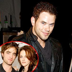 Kellan Lutz, Robert Pattinson, Kristen Stewart