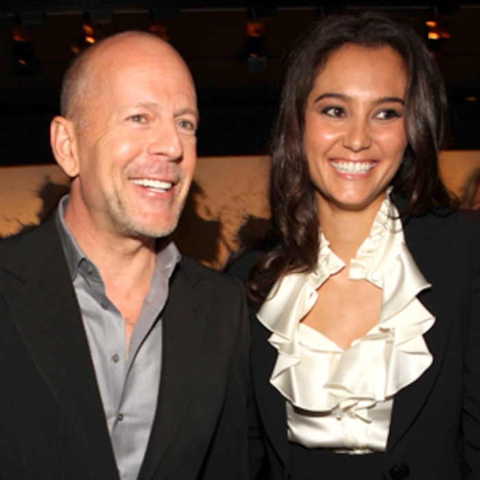 Bruce Willis, Emma Hemming