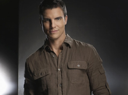 Colin Egglesfield, Melrose Place
