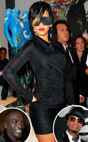 Rihanna, Akon, Ne-Yo
