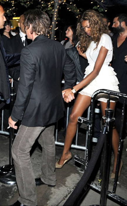Sean Penn, Jessica White