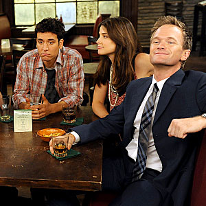 Josh Radnor, Cobie Smulders, Neil Patrick Harris, How I Met Your Mother