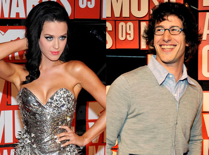 Katy Perry, Andy Samberg