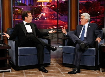 Jerry Seinfled, Jay Leno, The Jay Leno Show