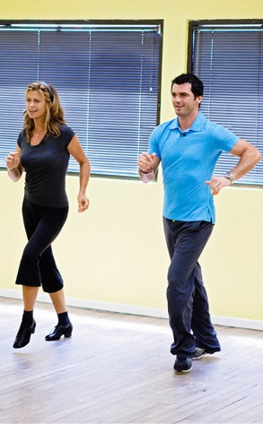 Dancing with the Stars, Kathy Ireland ,Tony Dovolani