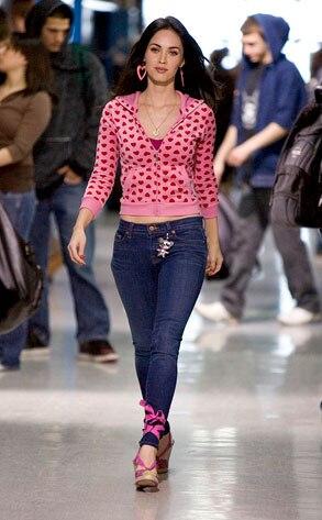 Jennifer's Body, Megan Fox